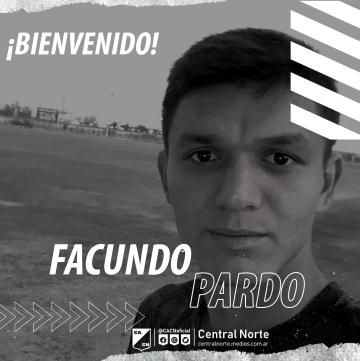 Foto- El formoseño Facundo Pardo se convirtió en refuerzo del Azabache.jpg