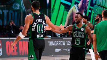 Foto- Boston venció a Miami y estiro la serie al sexto juego en el Este..jpg