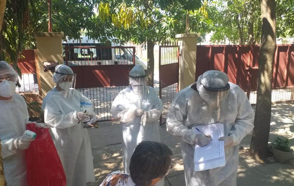 Otra persona que ingresó por la medida de la justicia federal dio positivo a Coronavirus