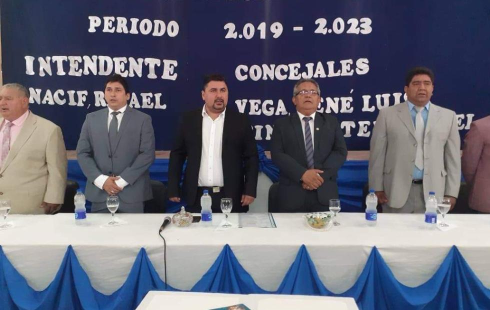 Ratificaron apoyo al Gobierno de la Provincia