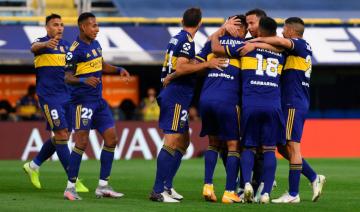 Foto- Boca cortó la racha negativa y volvió a ganar en la Copa Diego Maradona..jpg