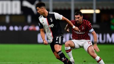 Foto- Milan ante Juventus es el juego saliente de la jornada en el Calcio italiano..jpg