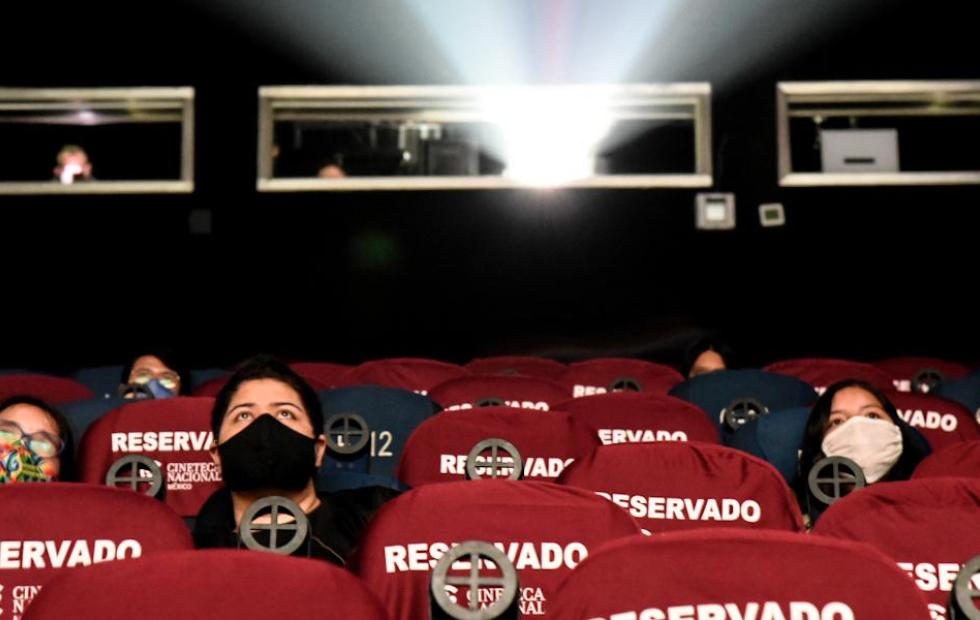 Presentaron el protocolo sanitario para la vuelta de los cines en todo el país