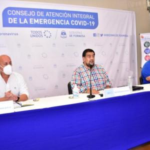 Formosa: Confirmaron un fallecimiento por COVID 19 y 37 casos nuevos