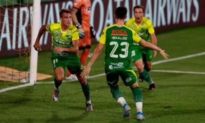 Defensa y Justicia venció a Coquimbo y jugará la final del torneo