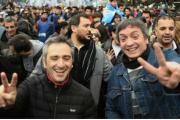 Larroque tiene coronavirus y Máximo Kirchner está aislado, pero el test le dio negativo