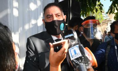 Jorge Jofré adhirió al aumento salarial anunciado por el Gobernador Insfrán